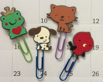 Handmade Planner Paperclips