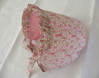 Crush liberty Eloise pink reversible 1/3/6/9/12 months