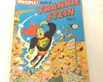 Whoopee! Frankie Stein Annual Book 1977