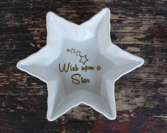 Star Jewelry Dish