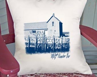 Customized Motif Number 1 pillow (INCLUDES PILLOW INSERT)