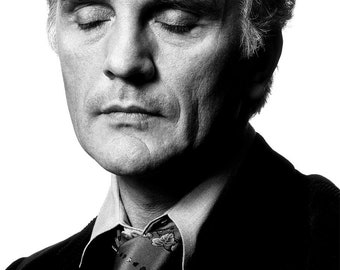 Terence Stamp (Numbered Limited Edition Poster)
