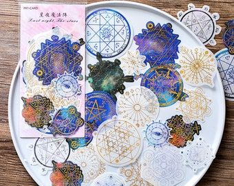 Magic Array Washi Stickers