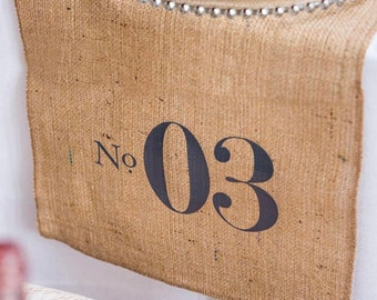 Burlap Table Runner | Home Decor | Wedding Decor | Reception | Dining Decor | Personalized | Custom |