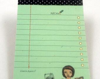 Check List Memo - To do list 02 - 50 Sheets