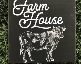 Farm House Reversible Game Board