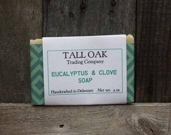 Eucalyptus Clove Soap