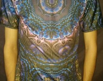 Purple Mandala Men's Tshirt
