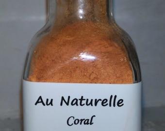 Coral Kaolin Clay   -  Clay Mask   -  French Coral Kaolin Clay   -  Natural Clay Mask