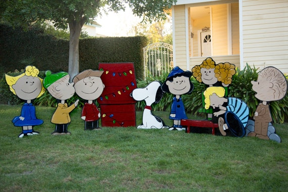 Plywood christmas lawn decorations diepedia