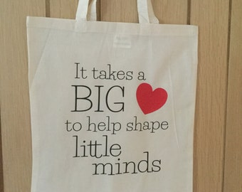 Nursery staff or Teacher gift *back in stock*