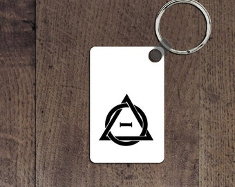 Therian key chain