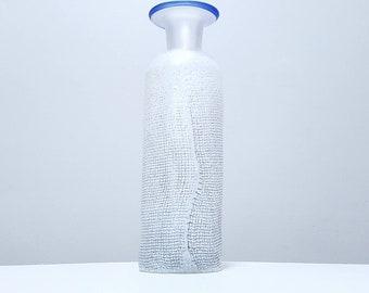 Kosta Boda Bertil Vallien glass vase