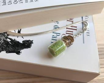 "Beautiful bookmark ""Drink me"""