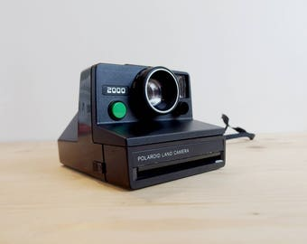 Polaroid Camera Land 2000 - very good condition, tested.