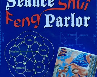 Seance Parlor Feng Shui + One Card Keepsake Tarot Reading
