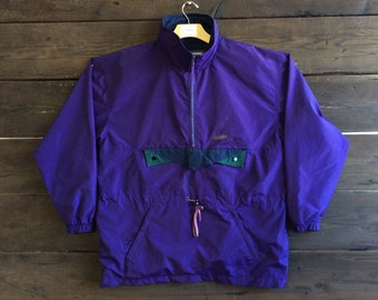 Vintage 90s Canyon Windbreaker Jacket