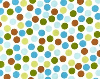 Larger Bermuda Polka Dot from Remix by Ann Kelle for Robert Kaufman