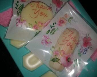 Ultra moisturizing lotion bar
