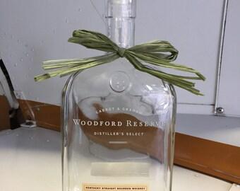 Woodford Reserve Pour Spout Bottle