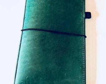 Travellers Notebook Journal