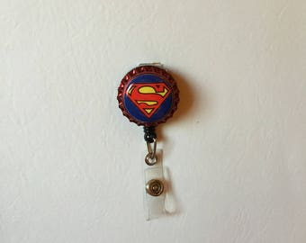 Super Hero ID Holder