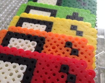 Perler Bead Gameboy Color