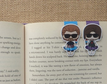 Magnetic Bookmarks • A Stucky Summer