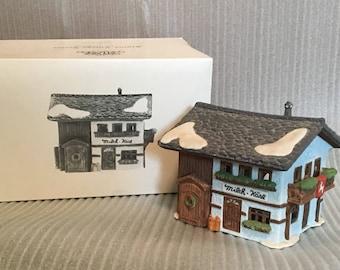 Dept 56 Heritage Village  - Alpine Collection, Milch Kase