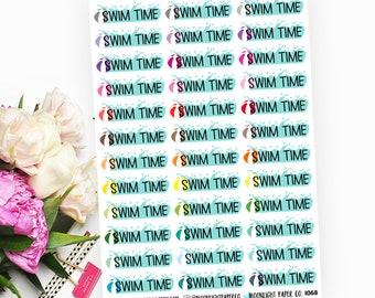 Swim Time (I068)