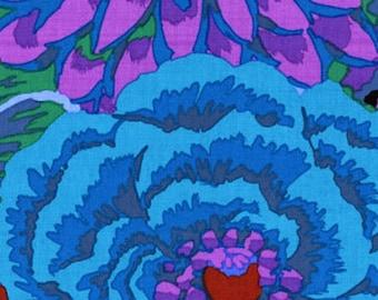 Fabric by the Yard- Kaffe Fassett Bekah Cobalt