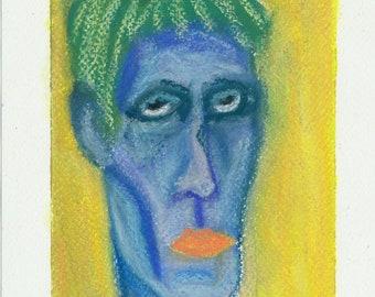 Expressionistic Frankenstein