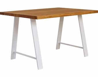 Set Of Steel Table Legs / Bench Legs. Hand Made Steel Coffee