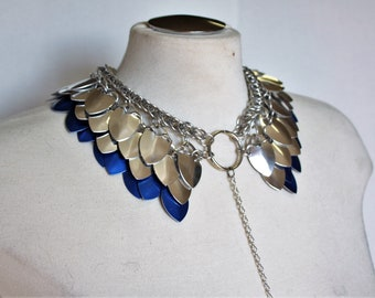 Scale Necklace\Body Chain