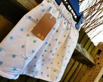 Made to measure Girls elastic waist star skirt 0 - 10 years