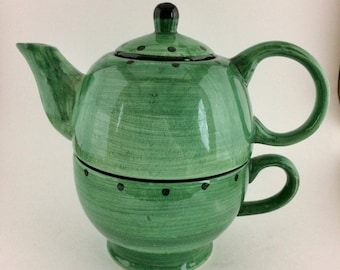 Design Pac Single Serve Stackable Teapot