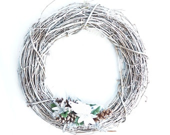 Grapevine Dove Wreath Large SOLD OUT