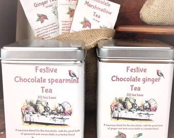 Chocolate Ginger tea