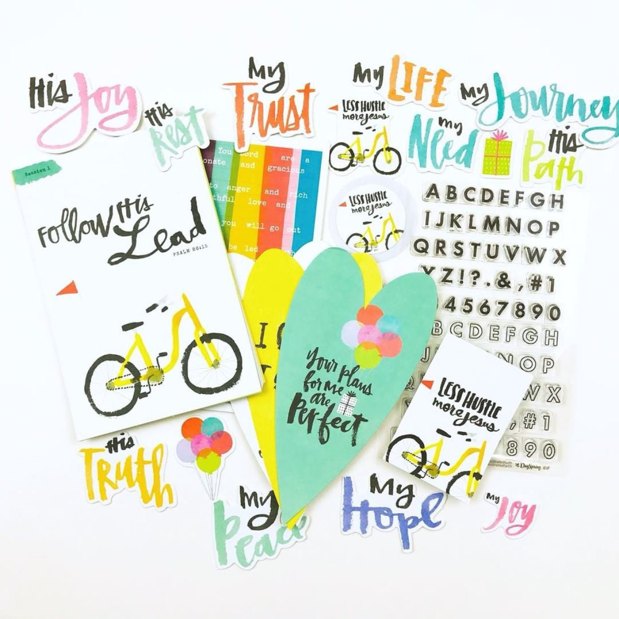 Illustrated Faith Devotional Kit