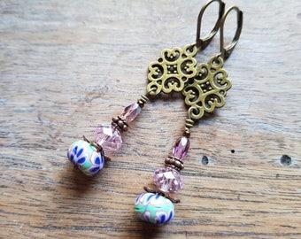 Earrings Victorian Elizabeth