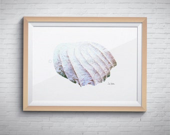 Abstract art print, Pastel print, Delicate art, Printable wall art, Wall art poster décor, Gift for her, Nursery art print, Pastel download
