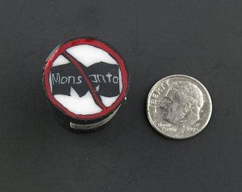 Anti-Monsanto Murrine Boro Cane 17 grams - 114 U