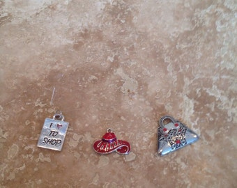 Red hat charms