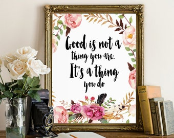 Ms Marvel quote, PRINTABLE, Kamala Khan nursery print art , typography gold print, inspirational classroom decor poster art, superhero quote