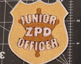 Junior ZPD Officer Patch
