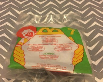 Aladdin King of Thieves McDonalds Toy NIP
