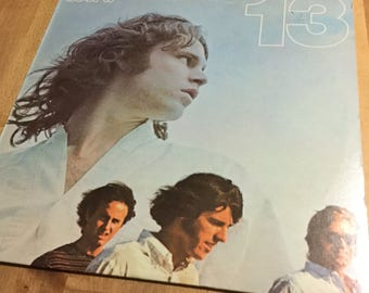 The Doors 13 compilation 1970 on Butterfly Elektra Records  sc 1 st  Etsy & The doors 13 lp | Etsy