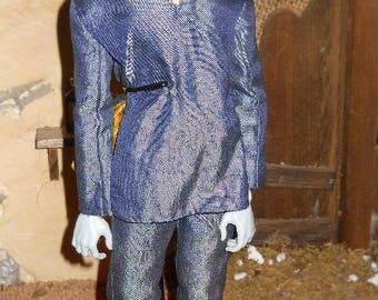 """Vintage 12"""" 12 inch 1/6 Ideal action figure Captain Action Villain - Dr. Evil"""