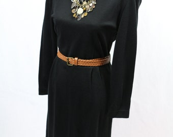 Vintage Little Black Dress Size S/M