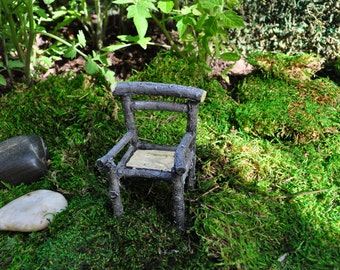 Small Wooden Chair